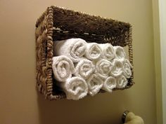 diy Design Fanatic: I Love Baskets