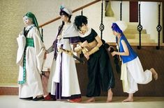 24 Magi Cosplays That Are Magnificently Magical ⋆ RoleCostume