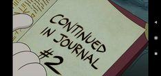 Gravity Falls Journal 1