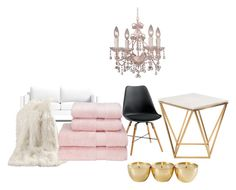 """""""gsg"""" by emmahallberg on Polyvore featuring beauty, Nuevo, Crystorama and Best Home Fashion"""