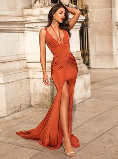 Backless Prom Dresses, Long Wedding Dresses, Formal Evening Dresses, Sexy Dresses, Dress Outfits, Fashion Dresses, Dress Formal, Formal Gowns, Long Dresses