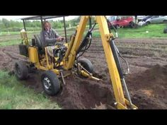 Homemade Tractor, Lawn Tractors, Tractor Implements, House Information, Small Farm, Go Kart, Banjo, Metal Working, Track
