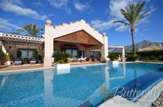 Luxury Villa Nueva Andalucia.