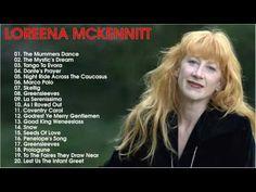 Loreena McKennitt Greatest Hits-Best Songs Of Loreena McKennitt Witchy Hair, Pagan Music, Loreena Mckennitt, Scottish Music, The Secret Book, Best Songs, Greatest Hits, Good Music