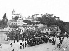 Largo da Glória, 1915