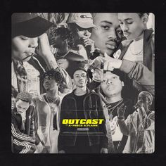 The Big Hash - Outcast ft. A-Reece & - Gakaza Rapper Big, Nigeria Africa, Hip Hop Albums, Aesthetic Images, Album Covers, Photo S, African, Entertaining, Songs