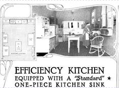 Unpainted Historical Kitchens: Not all 1900-1920's ...