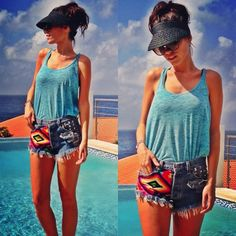 yolanthe curacao shorts