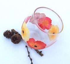 Mixer glass best friend gift special friend by DragonflyArtDesign1