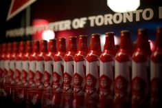 The new TFC kit unveiled at The Berkeley Church at the launch party Toronto Fc, Launch Party, Hot Sauce Bottles, Product Launch, Kit, Blog, Events, Happenings, Blogging