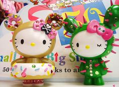 tokidoki hello kitty