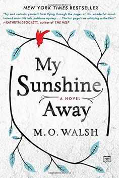 5 stars. Loved it. Read it in 2 sittings!  My Sunshine Away by M.O. Walsh