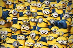 Minion Wallpaper 28501 HD Wallpapers | pictwalls.com