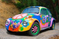My dream car! I will have one someday. The license plate will be HUGABUG if possible. Not sure how I want it painted, but a life long dream. Vw Bus, Auto Volkswagen, Volkswagon Bug, Hippie Auto, Hippie Car, Mercedes Auto, Beetle Bug, Vw Beetles, My Dream Car