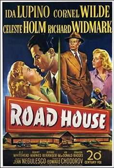 Road House is a film noir drama directed by Jean Negulesco, with… Marlon Brando, Old Movies, Vintage Movies, Vintage Classics, Famous Movies, Movie Photo, I Movie, Movie Theater, Chase Movie
