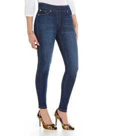 Nygard Slims Luxe Denim Jegging #Dillards