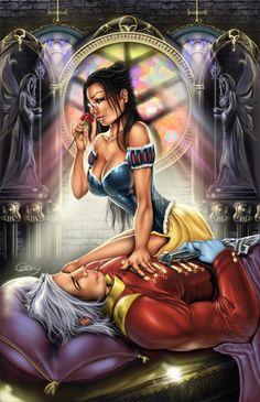 Snow White A Porn Parody Adult Entertainment