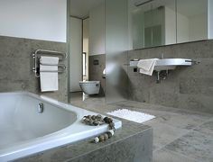 Jura Grey Limestone Tiles - HONED
