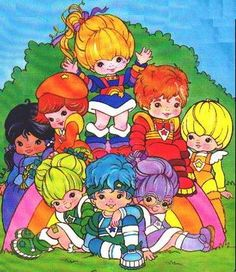 Rainbow and the Color Kids