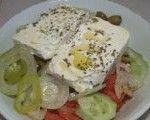 Original #Greek Horiatiki Salata #Recipe