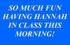 <3 Hannah McNeal