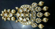 Gold Jewelry Design In India India Jewelry, Gems Jewelry, Jewelery, Diamond Jewellery, Jewellery Box, Indian Wedding Jewelry, Bridal Jewelry, Jewelry Patterns, Sabyasachi