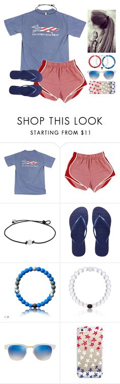 """""""planted plants w/ my mom🌳🌺"""" by smaryb ❤ liked on Polyvore featuring Havaianas, Everest, Ray-Ban and Casetify"""