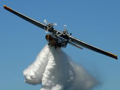 PBY-6A Water Bomber