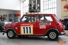 Nos réalisations - Mini Cooper S MKII WORKS Replica
