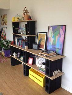 Ideas para construir con bloques DIY (17)   Curso de organizacion de hogar aprenda a ser organizado en poco tiempo