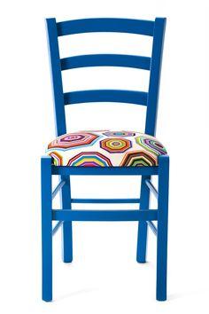 Colorful Chair - www.plincahome.com - Ph. M. Poidomani