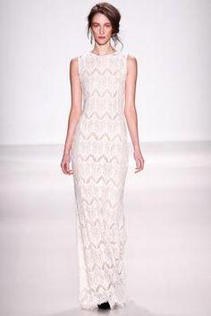 Tadashi Shoji Fall 2014 Ready-to-Wear Fashion Show: Complete Collection - Style.com