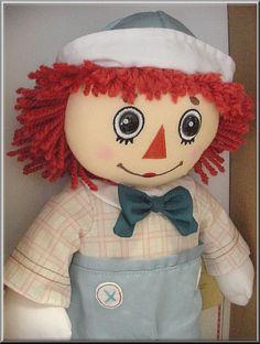 Raggedy Ann Doll - Bing Images