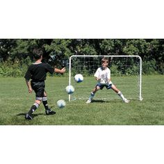 Franklin Competition Soccer Goal (4' x 6'), $39.99 Walmart
