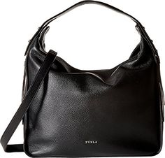 fb2ed331efe0 Furla Women s Eva Medium Hobo Onyx Hobo   Check this awesome product by  going to the