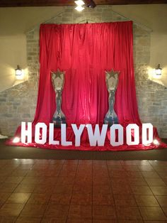 red hot party theme | Hollywood theme deco | 30th bday party red hot, lace and diamonds