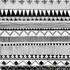 new etnic pattern