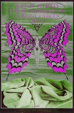 Iron Butterfly Posters | Iron Butterfly Poster