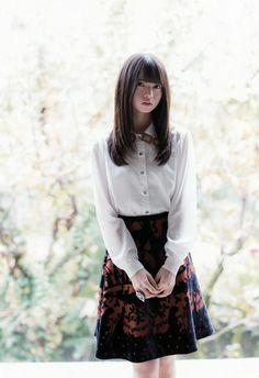 Asuka Saito Asian Fashion, Teen Fashion, Saito Asuka, Female Reference, Instagram Influencer, Kawaii Cute, Japanese Girl, Girl Crushes, My Girl