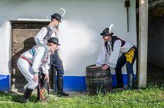 Moravian folklore SLPT Danaj