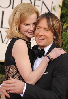 Celebridades en la alfombra roja de los Golden Globes
