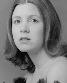 8x10-Photo-Print-Carrie-Fisher-Young