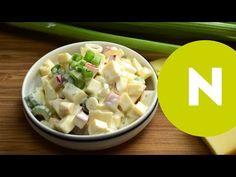 Zelleres sajtsaláta - YouTube