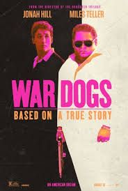 Image result for war dogs 2016 movie poster