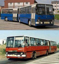 "autobus Ikarus ""Harmonika"" Retro 2, Semi Trailer, Bus Coach, Busses, Budapest Hungary, Public Transport, Cars And Motorcycles, Transportation, Berlin"