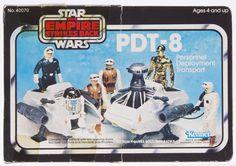 Star Wars Kenner ESB PDT-8 MISB C-7/8