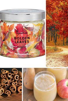 PartyLite Autumn Fragrances