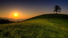 sunset picture (Lowden Stevenson 2560x1444)