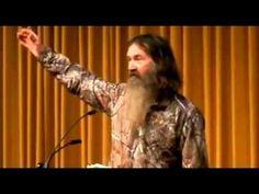 Phil Robertson speaks against abortion
