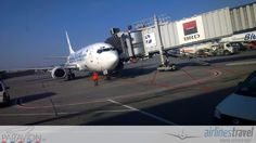 Boeing 737-400 Blue Air Flight Reservation, Blue Air, Airline Travel, Aircraft, Aviation, Airplanes, Airplane, Plane